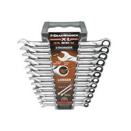 12 pc. Metric XL Combination Ratcheting Gearwrench Set KDT85098