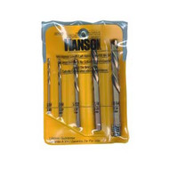 5-piece Left-Hand drill bit set 30520