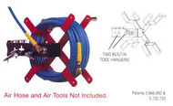 Side Winder Air Hose Reel