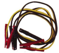 12 Foot Copper Booster Cables, 8 Gauge