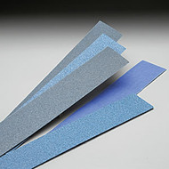 "Blue Magnum 2.75""x17.5"" Clip-On Sheets - 40E Grit, 50 Pk. NOR23621"
