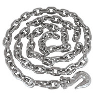 "3/8"" x 9' Alloy Chain with 1 Hook 1704"