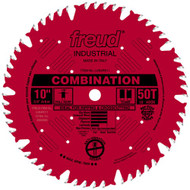 Freud 10-Inch 50-tooth ATB Combination Saw Blade LU84R011