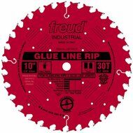 Freud 10-Inch 30 Tooth TCG Glue Line Ripping Saw Blade LM74R010