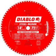 Freud Diablo Steel Demon TCG Ferrous Metal Cutting Saw Blade D1472F
