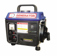Single cylinder, 2-stroke, Air-Cooled, 2.5 HP Portable Generator JDP950