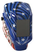 HSL 100 GLORY WELDING HELMET WITH SHADE 10 LENS