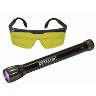 OPTI-LITE Cordless, Economy 6-LED Leak Detection Flashlight TRATP8620CS
