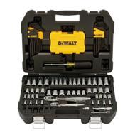 DeWalt 108 Pc. Mechanics Tools Set