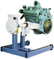 OTC Tools & Equipment 6000 lb. Revolver Diesel Engine Stand
