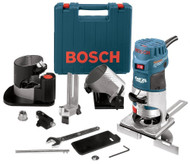 Bosch Laminate Trimmer Kit Variable Speed