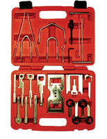Radio Removal Tool Set, 46 pc.