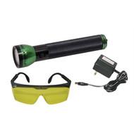 OPTIMAX 3000 Cordless, Rechargeable Leak Detection Flashlight