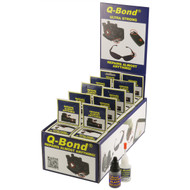 Q-Bond Adhesive Kit, 10 Pack With Display
