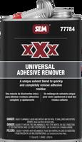 XXX Universal Adhesive Remover (Case of 12 Quarts)