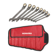SAE Flex Spline Wrench Set