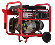 All Power America APGG6000, 6000 Watt Generator, 6000W Gas Portable Generator, EPA Certified