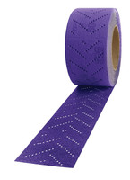 Cubitron™ II Hookit™ Clean Sanding Sheet Roll, 400+ grade, 70 mm x 12 m, 5 Rolls/Case 3M-34450