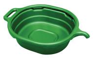 4.5 Gallon Oval Drain Pan, Green LIS-17982