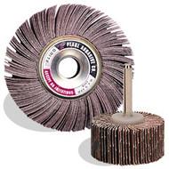 1 x 1 Aluminum Oxide Flap Wheels ,10/Box A180