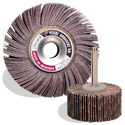 3 x 1 Aluminum Oxide Flap Wheels ,5/Box A180