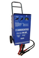 6/12 Volt 200 AMP WHEELED CHARGER W/TIMER