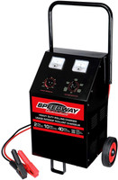 Heavy Duty 6/12 Volt Roll Around Battery Starter/Charger