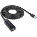 USB 3.0 Active Repeater Cable, USB Type A Male to Type A Female, 3 meter (10 foot)