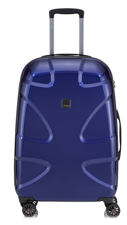 $199.99 (reg $400) Titan X2 Spinner Trolley M+ Luggage