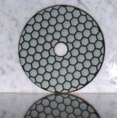 "5"" Ultra Premium DRY DIAMOND POLISHING PADS DISCS SET"