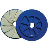 "Stadea Snail Lock Polishing Pads for In-line Flat Edge Wet Polishing - 5"", Series Super A"