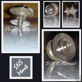DIAMOND PROFILE WHEEL ROUTER BIT FULL BULLNOSE 20 MM