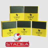 STADEA Diamond Polishing Hand Pads for Concrete Polishing Concrete Counter top polishing Set