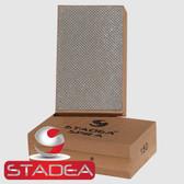 Stadea Diamond Hand Polishing Pads For Stone Glass Concrete Granite Marble Hand Polishing, Grit 150 Series Super A