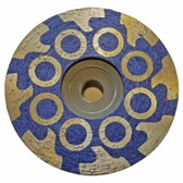 "Stadea Diamond Cup Grinding Wheel 4"" for Granite Quartz Concrete Grinding Sanding, Series Ultra A"