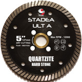 Stadea Diamond Saw Blade For Quartzite Granite Hard Stone Dry Cutting, Series Ultra A