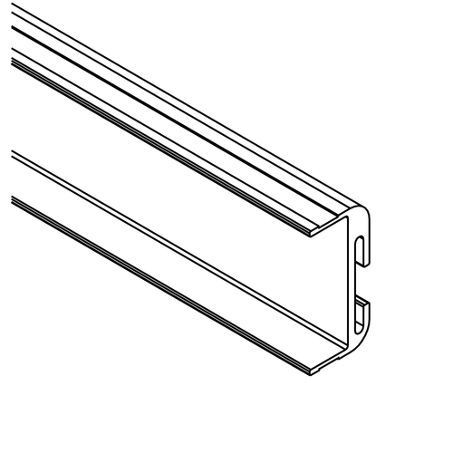 52mm C Section Profile Handle