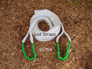 Just Straps 4WD Heavy Duty Snatch strap 9m