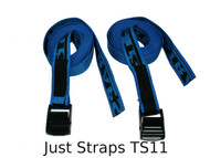 Just Straps 25mm Ladder Strap 2.5m (pair)