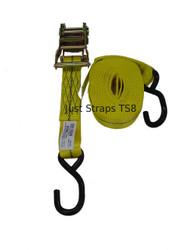 Just Straps® Tie Down Ratchet M/Duty 36mm / 5.5metre