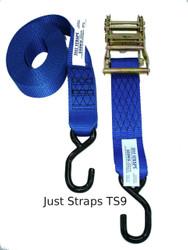 Just Straps Tie Down Ratchet M/Duty 50mm / 6metre
