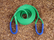 Just Straps 4WD Heavy Duty 10m winch strap