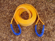 Just Straps 4WD Extra H/Duty 10m winch strap