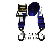 Just Straps Over Boat Ratchet Seat Belt 5.5metre