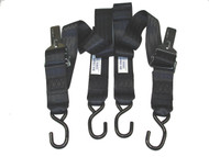 Just Straps® Transom Over Lever Hook to Hook 1.8metre