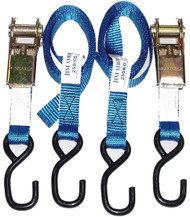 Just Straps Transom Light Duty Ratchet Hook to Hook 1.5metre