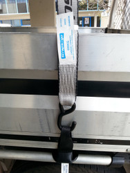 Just Straps Tie Down Assist Straps 300 mm long (pair)