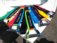 JUST STRAPS CRAZY SOCIAL WATER SKI HARNESS