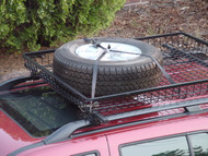 Just Straps 4WD Spare Tyre Strap 3 leg configuration