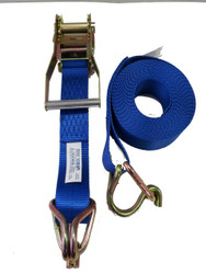 Tie Down 50mm Heavy Duty Ratchet Strap 6 metres